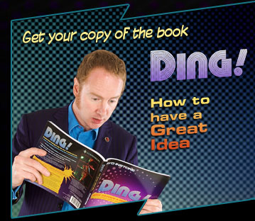 ding! How to have a great idea book